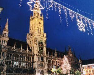 名物グリューワインを片手にドイツ・ミュンヘンで本場のクリスマスマーケットを楽しむ!
