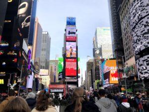 クリスマスシーズンのニューヨークが最高だった!
