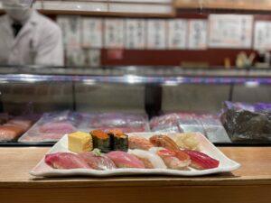 「つきぢ神楽寿司」のお寿司と日本酒とハイボールで優勝してきた