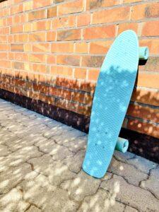 アラサー初心者がPennyでスケートボードデビュー!大人におすすめのサイズは?22インチと27インチ両方購入して比較してみた
