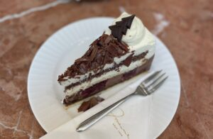 『旅するドイツ語』の聖地巡り!念願の黒い森のさくらんぼケーキを味わう(黒い森旅行②)