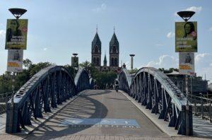 自転車に乗って環境先進都市フライブルク観光(黒い森旅行③)